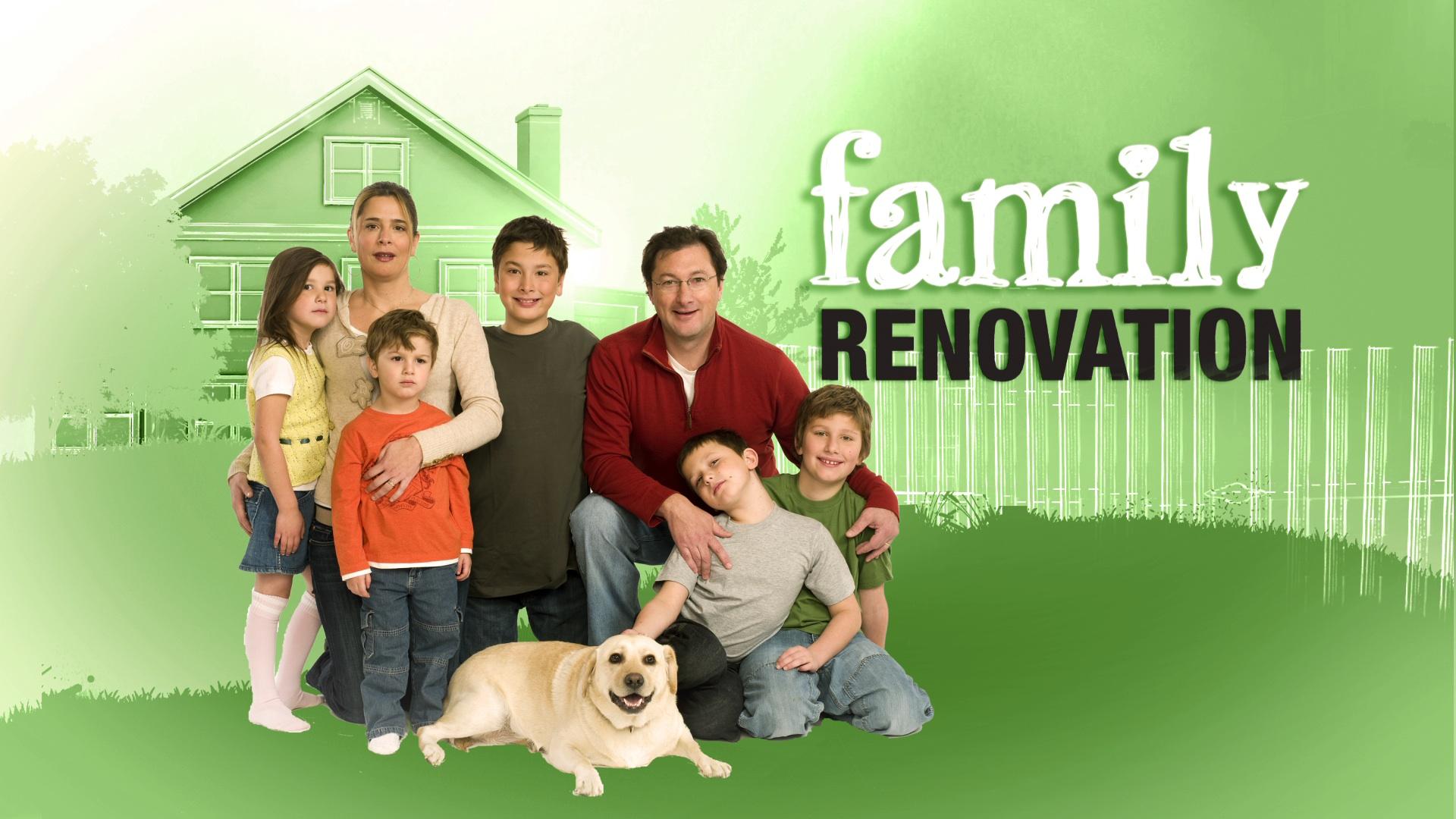 Family Renovation tv series